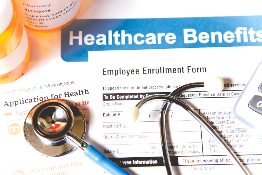 employee benefits enrollment automatic elections
