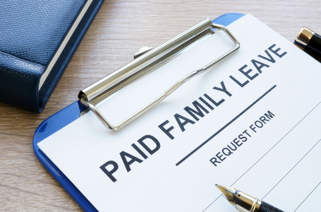 IRS releases 2018 tax form 8994: Employer tax credit for paid family and medical leave