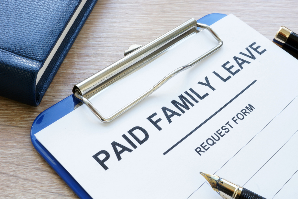 paid family leave tax credit